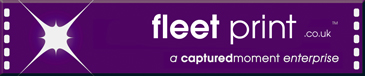Fleet Print part of Captured Moment