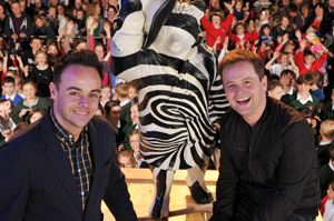 Ant and Dec Photo by Captured Moment
