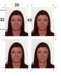 Passport and Visa Photos by Woking Photography